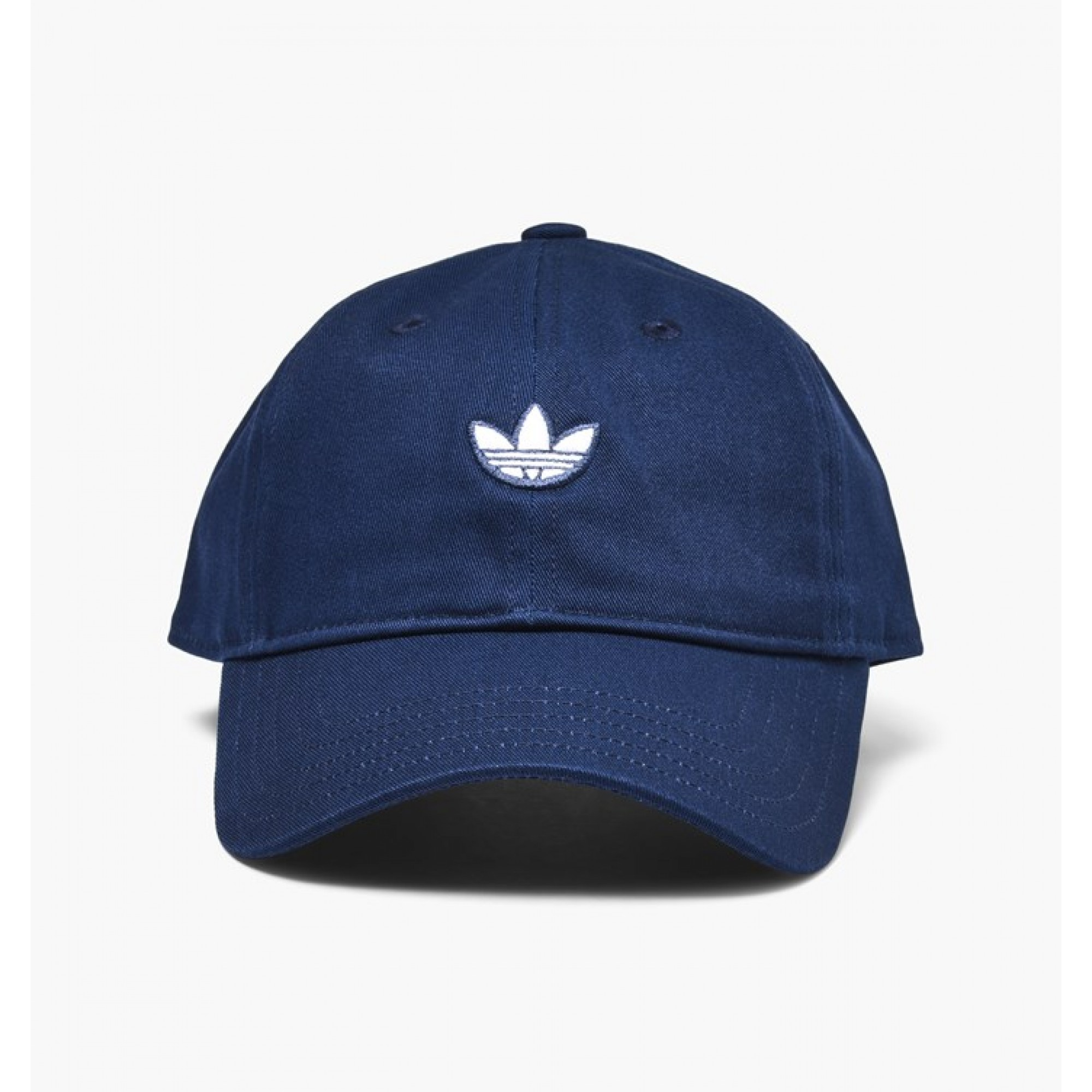 28a716257 Men's Adidas Originals Samstag Dad Cap in Blue | DU6800