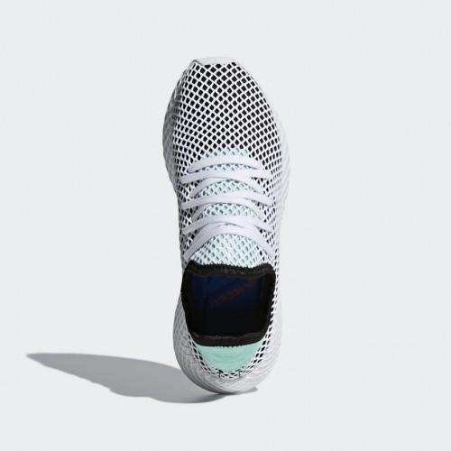Adidas Originals - Deerupt Runner Shoes B28076 Ανδρικό Λευκό / Μαύρο
