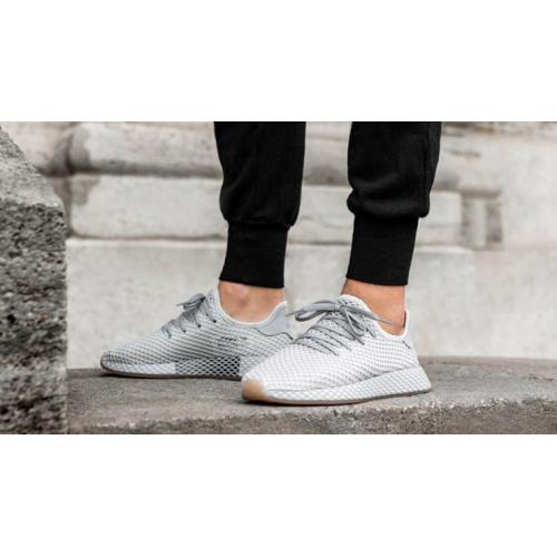 Adidas Originals - Deerupt Runner Light Grey | CQ2628