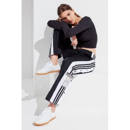 Women's Adidas Originals OG Adibreak Track Pant In Black | CV8276