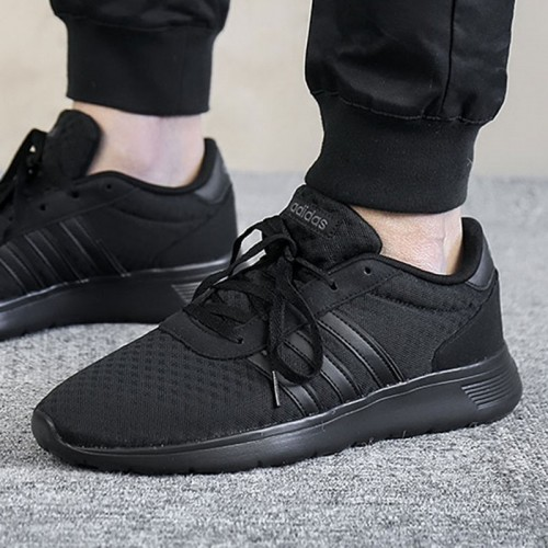Men's Adidas Lite Racer ''Total Black''| DB0646