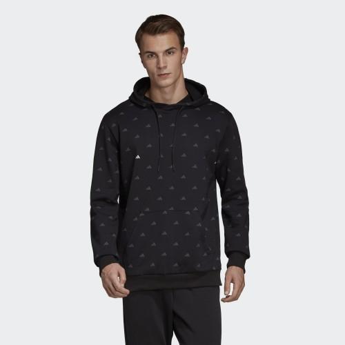 Men's Adidas The Pack Hoodie in Black | DW8712
