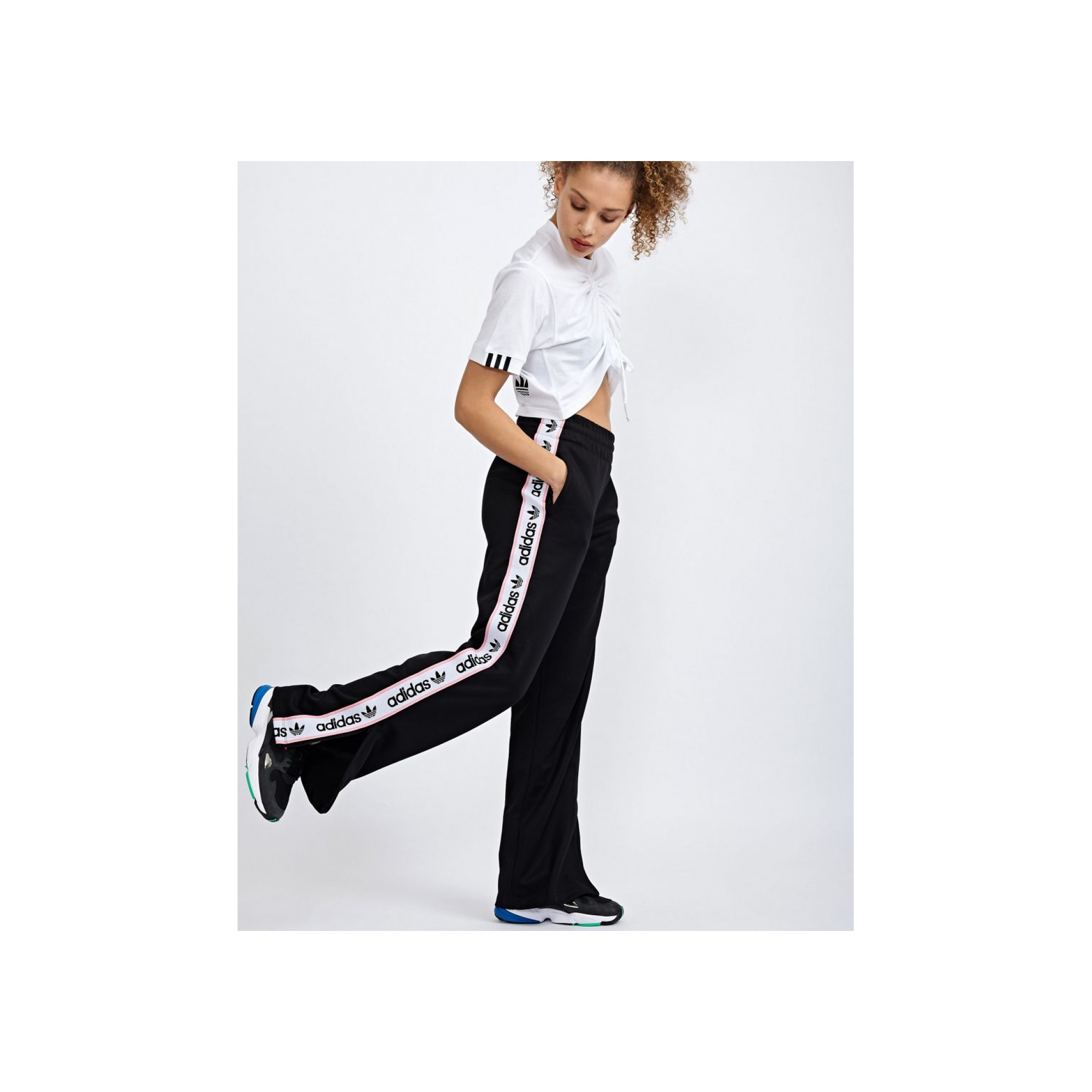 7d3df0548c6 Women's Adidas Originals Coeeze Track Pants In Black | DZ0089