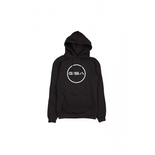 Men's GSA Hoodie Superlogo Color Edition ( BLACK ) | 17180501-02