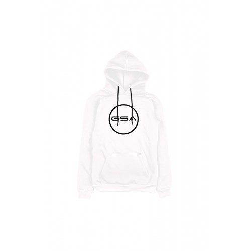 Men's GSA Hoodie Superlogo Color Edition ( WHITE ) | 171810502-01