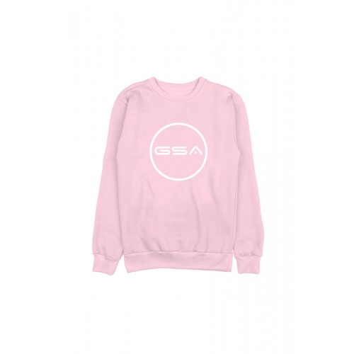 Men's GSA Crew Superlogo Color Edition ( PINK ) | 171906512-12