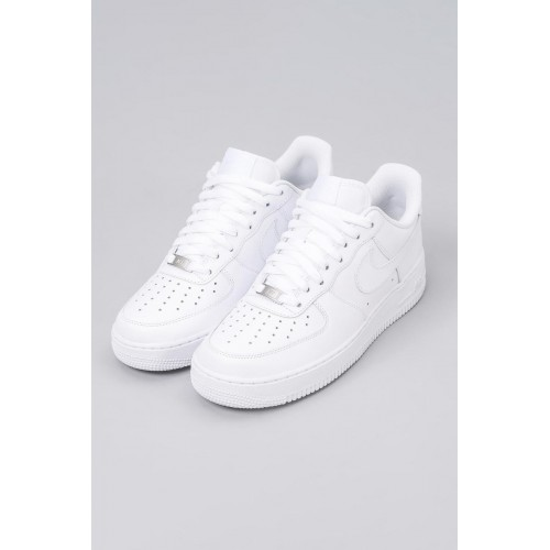 Wmn's Nike Air Force 1 Total White | 315115-112