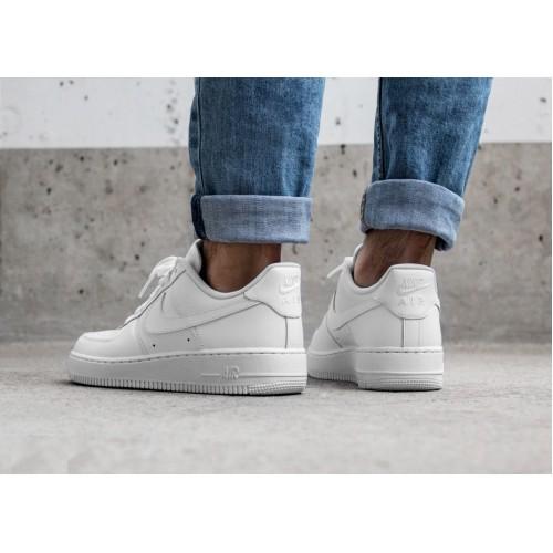 Men's Nike Air Force 1 ´07 ''Total White'' | 315122-111