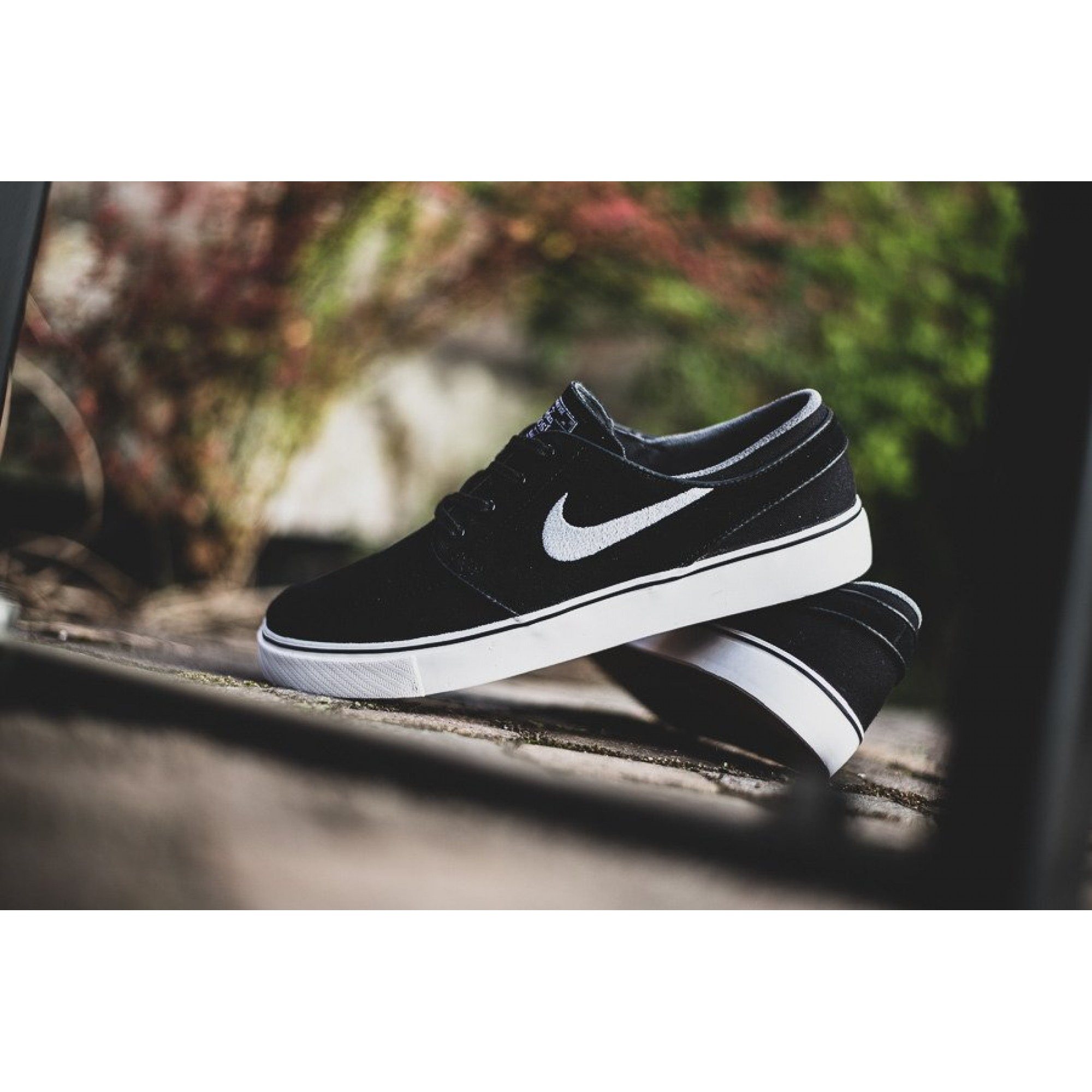 newest 7e3c7 90bf7 Men s Nike SB Zoom Stefan Janoski   333824-026 Black Ανδρικό