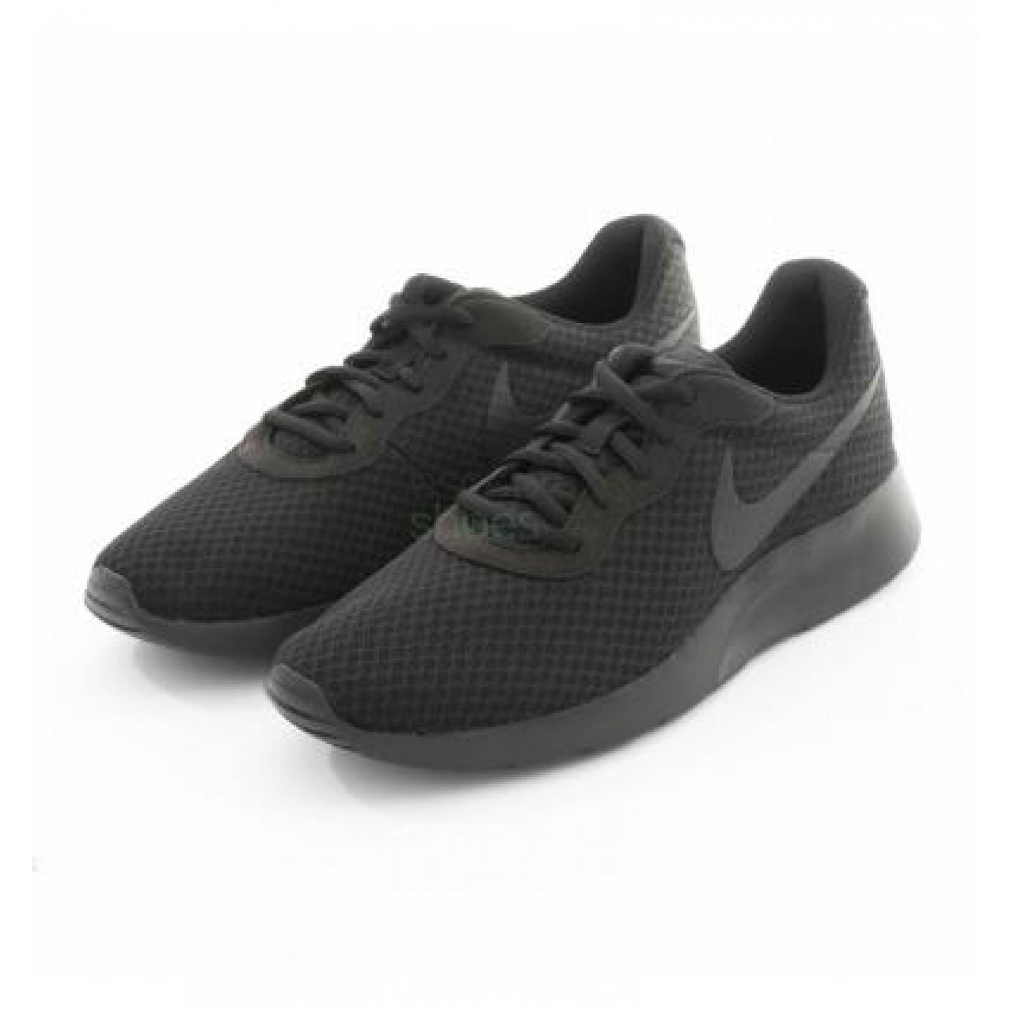classic fit 23fa5 90a03 ... Men s Nike Tanjun Total Black 812654-001 Ανδρικό Μαύρο ...