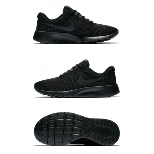 Kids Nike Tanjun (GS) Total Black | 818381-001