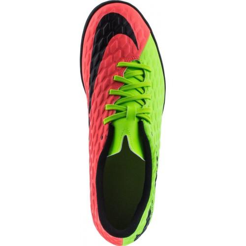 Men's Nike Hypervenom Phade III TF 852545-308 Ανδρικά παπούτσια ποδοσφαίρου  κίτρινα-πορτοκαλί