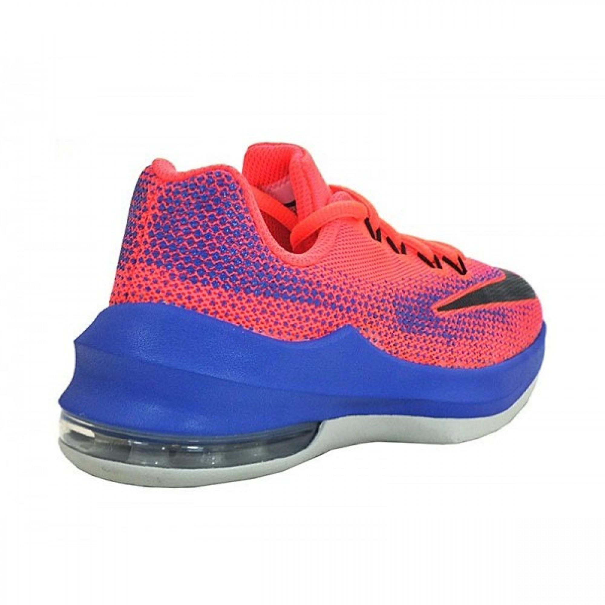 08aabcb49e9 Kids Nike Air Max Infuriate Low 869991-800 Παιδικό Μπλε - Πορτοκαλί