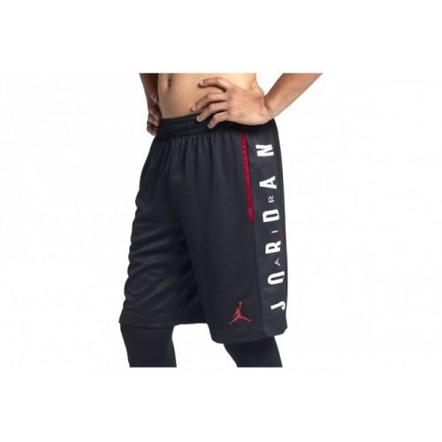 Jordan Men s Rise Graphic Shorts In Black  984d30ba03c