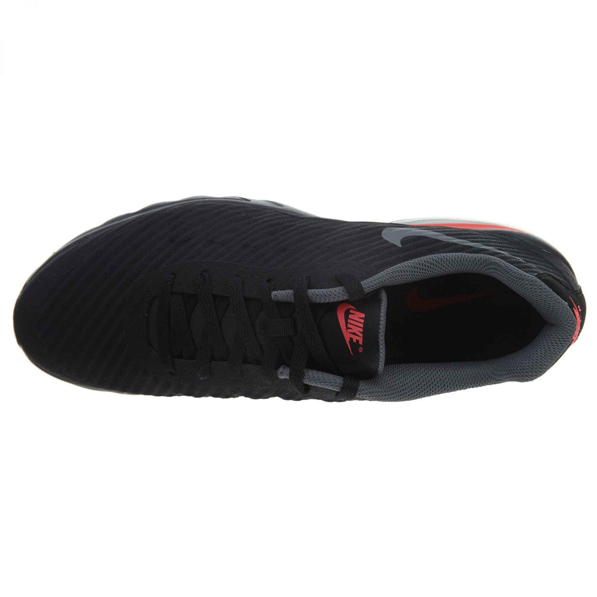 87fb5a054b8 Men's Nike Air Max Invigor Se Black-Grey-Red 870614-004 Ανδρικό Μαύρο -Γκρι-Κόκκινο