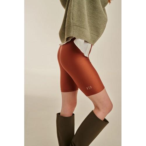 PCP - Amaryllis Biker Shorts Cinnamon - Κολάν Amaryllis Ποδηλατικό Shorts Κανελλί