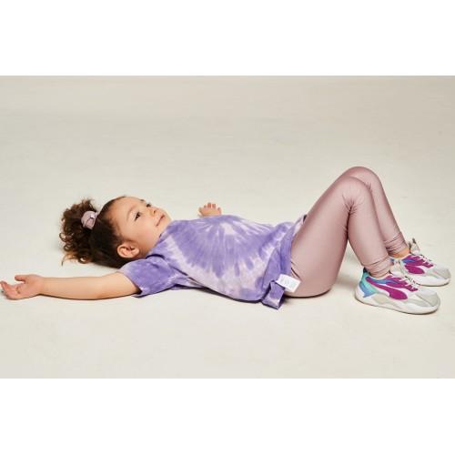 PCP Jacqueline Shiny Charleston Kiddo Leggings - Jacqueline Γυαλιστερό Charleston Παιδικό Κολάν