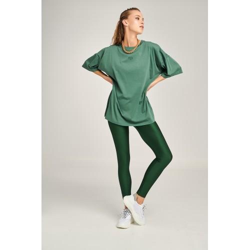 PCP Women's Green T-shirt
