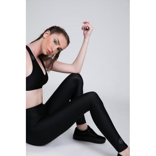 PCP - Jacqueline Black Leggings Μαύρο Κολάν