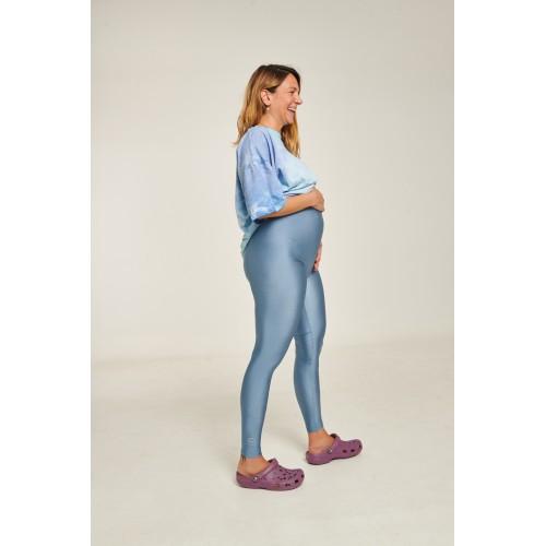 PCP Jacqueline Shiny Maternity Leggings - Riva | Κολάν Εγκυμοσύνης