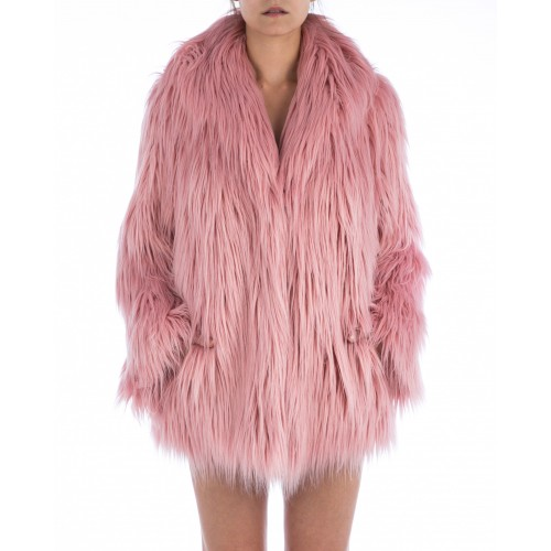 Pcp - Yeti Baby Pink Eco Faux Fur