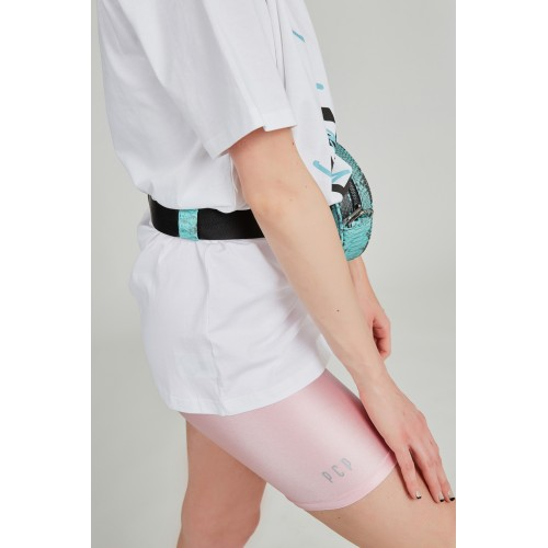 PCP - Malou Jacqueline Shorts | Baby Pink