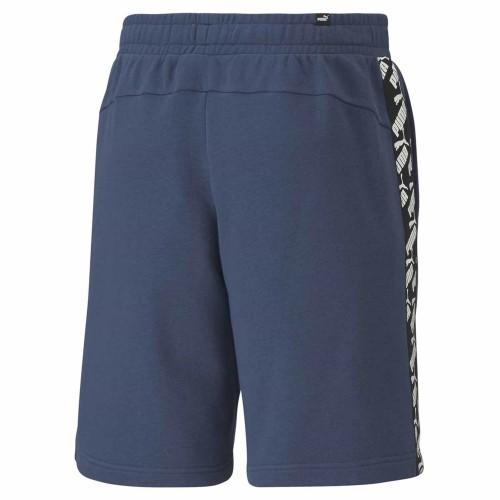 Men's Puma Shorts Amplified Training  in Blue | 581416-43
