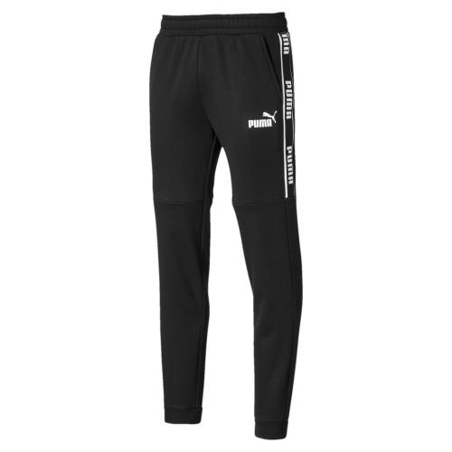Men's Amplified Fleece Sweatpants In Black | 580436-01